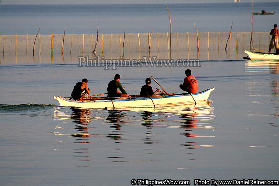 Bangka Boat Fishing