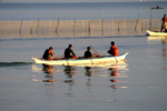 Bangka Boat used for Fishing