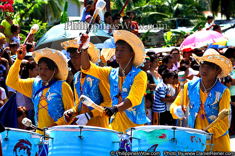 Philippine Festival Drums