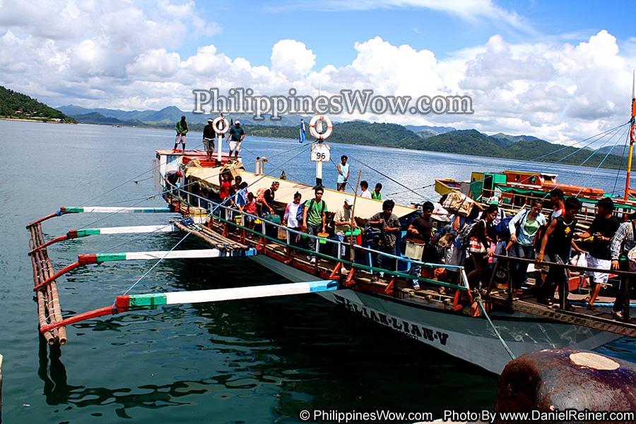 Philippine Bangka Vessel