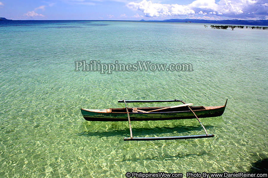 Philippine Clear Beach Water